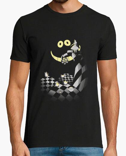 Alice in the Darkness- Camiseta hombre