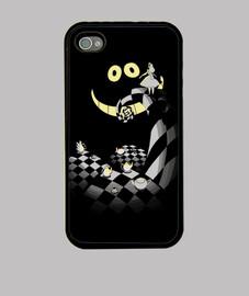 Alice in the Darkness- Funda iPhone