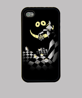 alice in the darkness- case iphone
