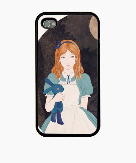 Funda iPhone alicia