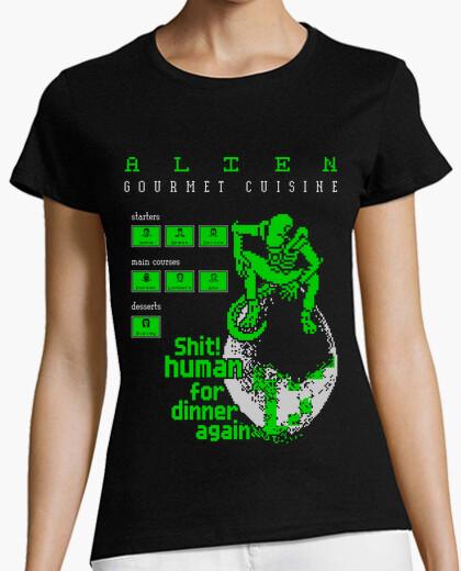 Tee-shirt Alien