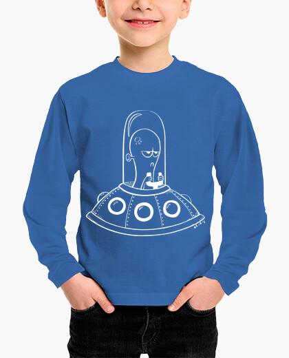Ropa infantil Alien - Camiseta infantil