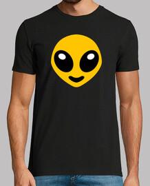 Alien - lemon yellow