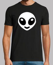 Alien - white