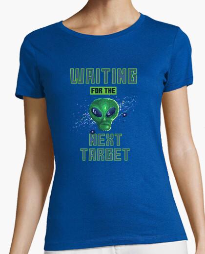 Camiseta Alien Attack