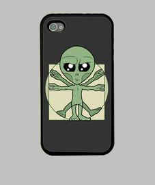 Alien de Vitruvio