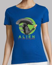 Alien et les glaçons