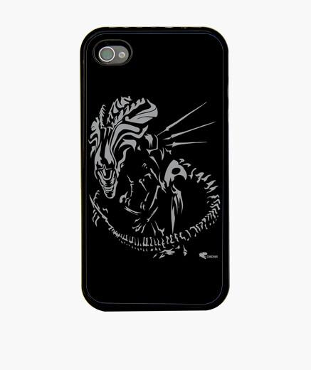 Alien queen iphone4 iphone cases