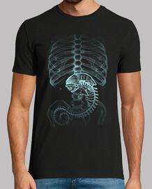 Alien Radiografía. Camisa