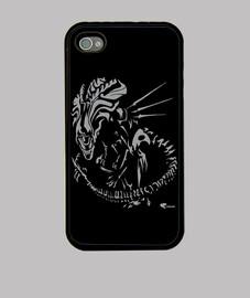 alien reine iphone4