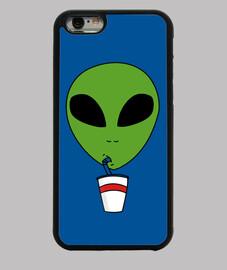 Alien soda