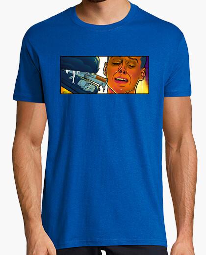 Alien stapler pop camiseta