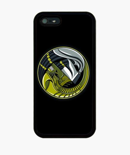 Funda iPhone alien yang