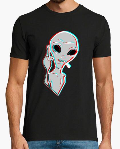 T-shirt alieno