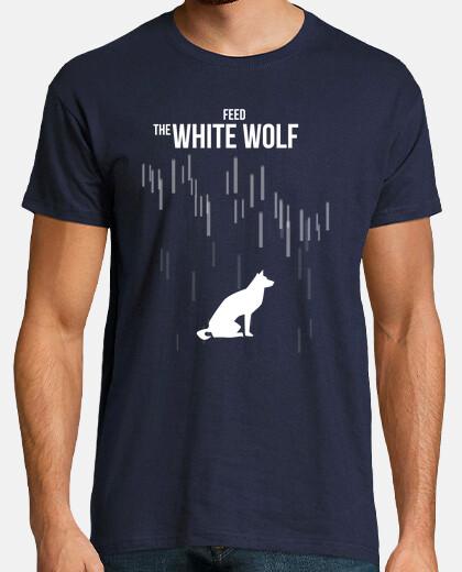alimentar al lobo blanco