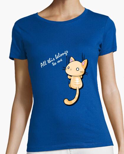 Tee-shirt all esta appartient à moi