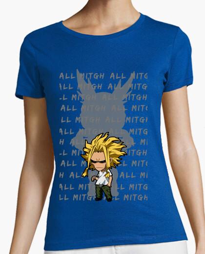 Camiseta all mitgh sombra