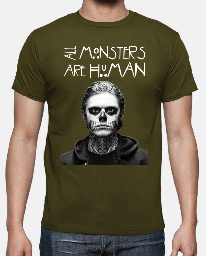 All Monsters Are Human - Tate