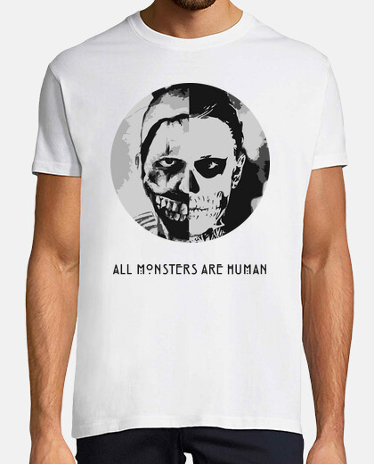 All Monsters Are Human Twisty-Tate