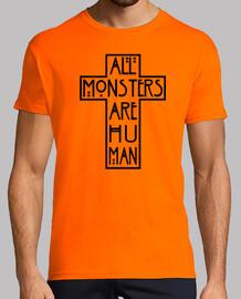 all monsters sont des êtres humains