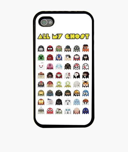 Funda iPhone All my Ghost