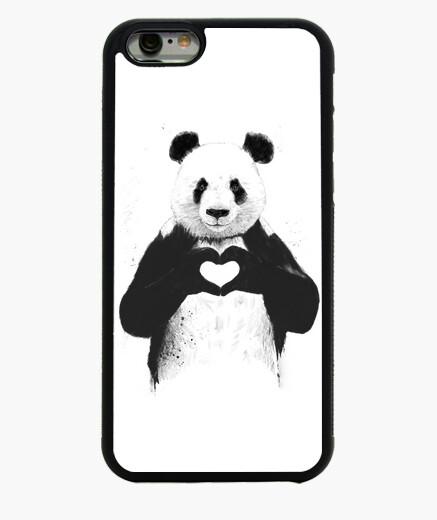 Coque Iphone 6 / 6S all vous avez besoin est amour