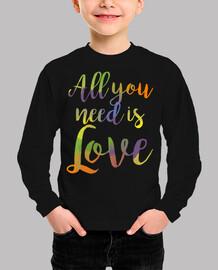 all you bisogno è l39 amoree