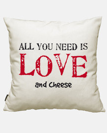 All you need is LOVE... and cheese
