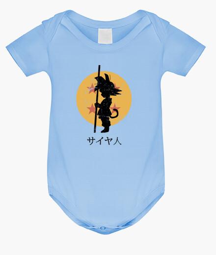 Abbigliamento bambino alla ricerca delle sfere del drago