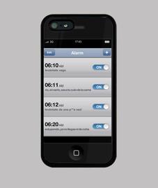 allarme iphone