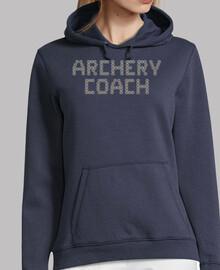 allenatore tiro con l'arco (mini obiettivi)