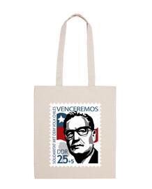 Allende 'Venceremos'