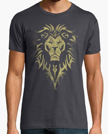 T-shirt alliance warcraft