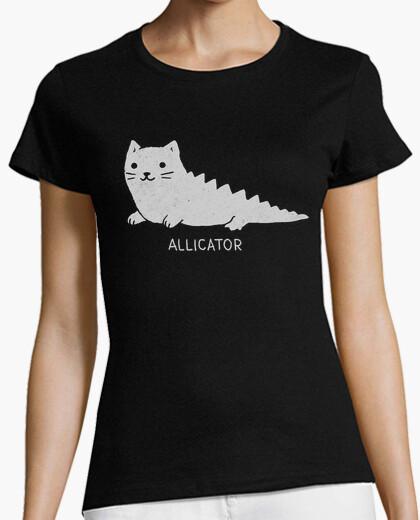 T-Shirt allikator
