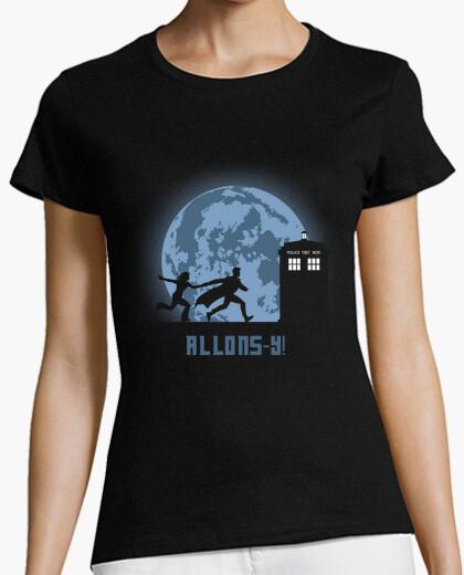 Camiseta Allons-Y!
