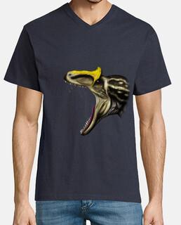 Allosaurus jaws