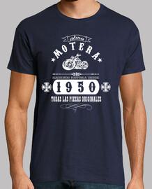 ALMA MOTERA DESDE 1950
