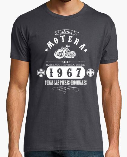 Camiseta ALMA MOTERA DESDE 1967