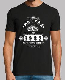 ALMA MOTERA DESDE 1982