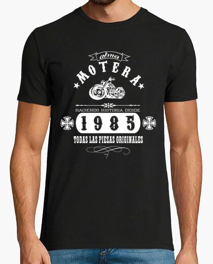 Camiseta ALMA MOTERA DESDE 1985
