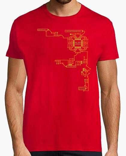 Camiseta Alma Obrera Circuito