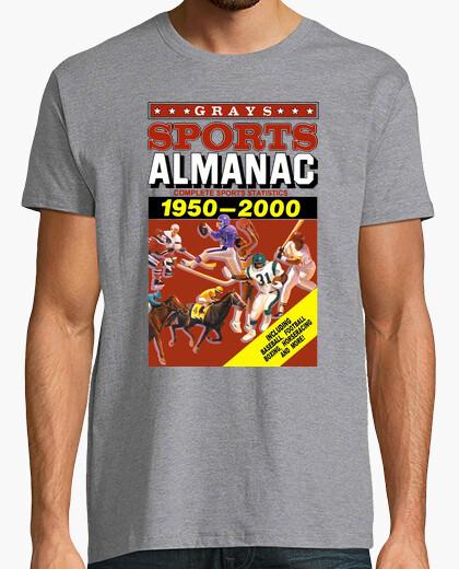 Camiseta Almanaque Deportivo 1950-2000 (Regreso Al Futuro)