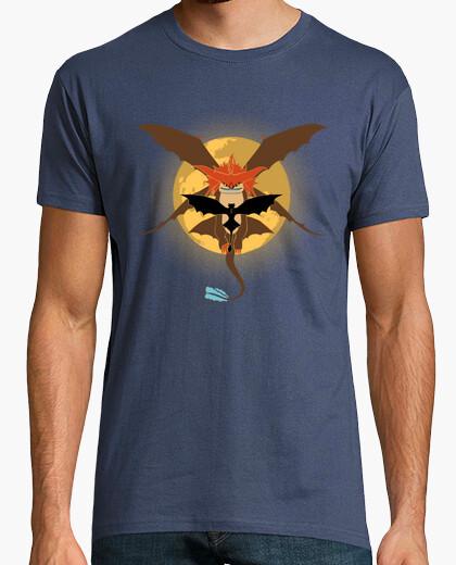 Camiseta almas de los dragones