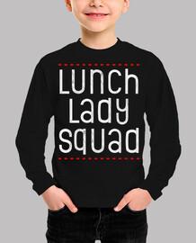 almuerzo lady squad
