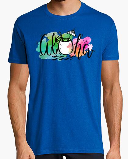 Tee-shirt aloha