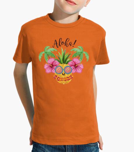 Ropa infantil Aloha!