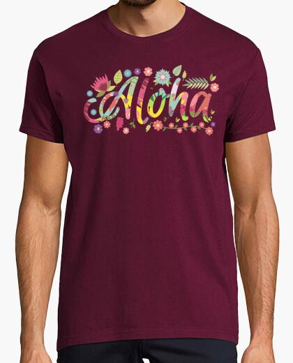 Camiseta Aloha