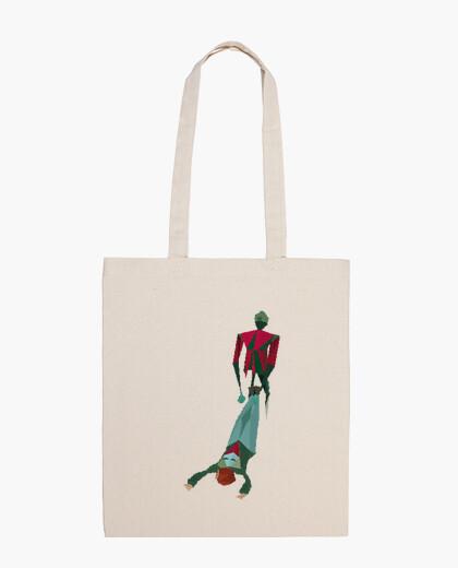 Bolsa Alone in the dark bag