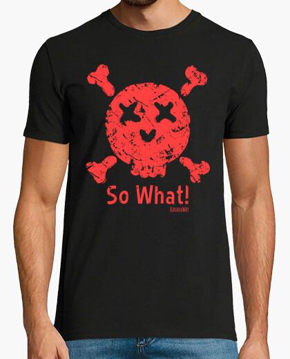 Tee-shirt alors quoi!
