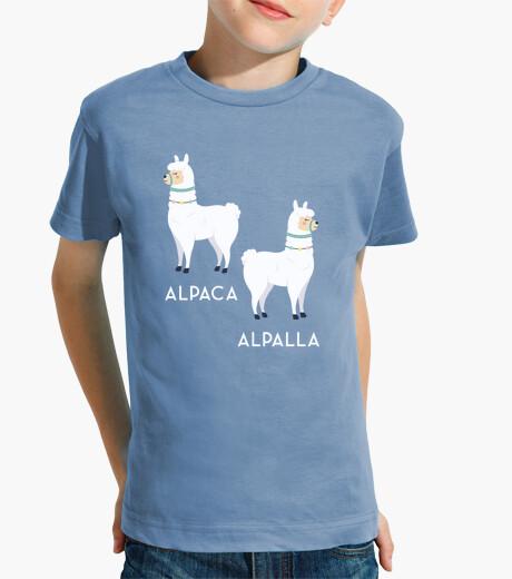 Ropa infantil Alpaca Alpalla